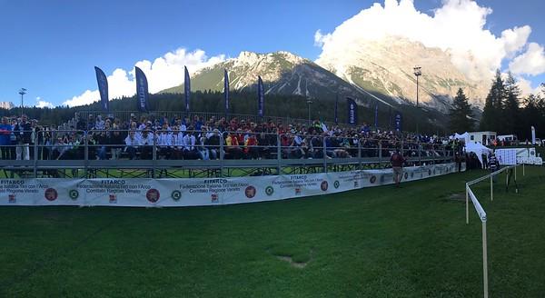 Giorno 4 eliminatorie e semifinali, finali bronzo a squadre foto Filippo Corsini