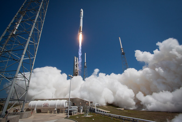 USAF AFSPC-5 Launch