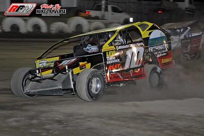 Orange County Fair Speedway - 7/30/21 - Mike Traverse