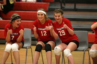 Girls Volleyball 8B - 2/17/2010 Tri-County