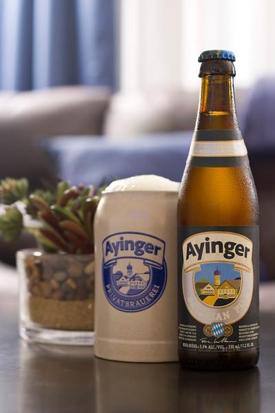 Ayinger Privatbrauerei: German Pilsner