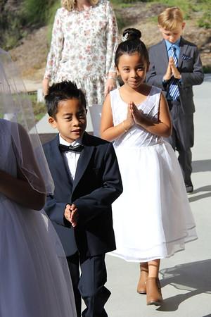 2018-0603-1 First Communion 8: 30am Mass