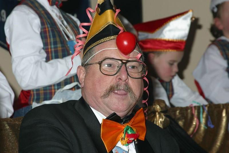 Adjudant bij  de Jeugdprins Geert Alwicher