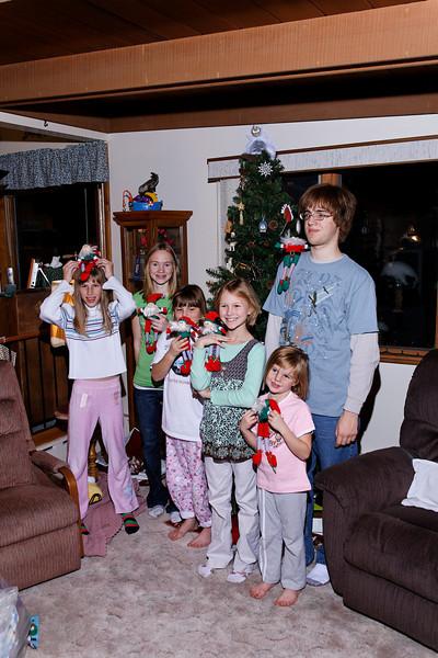 2007 Christmas - Erickson