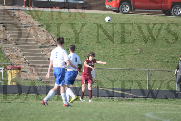 PCM Boys Soccer vs. Collins-Maxwell 4-11-19