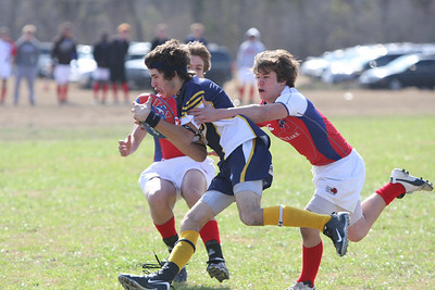Westlake Rugby vs Stony Point & AAHS