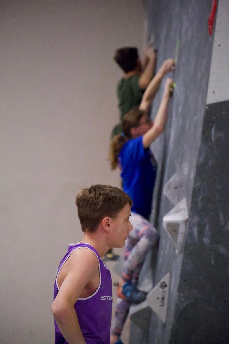 Climber profiles