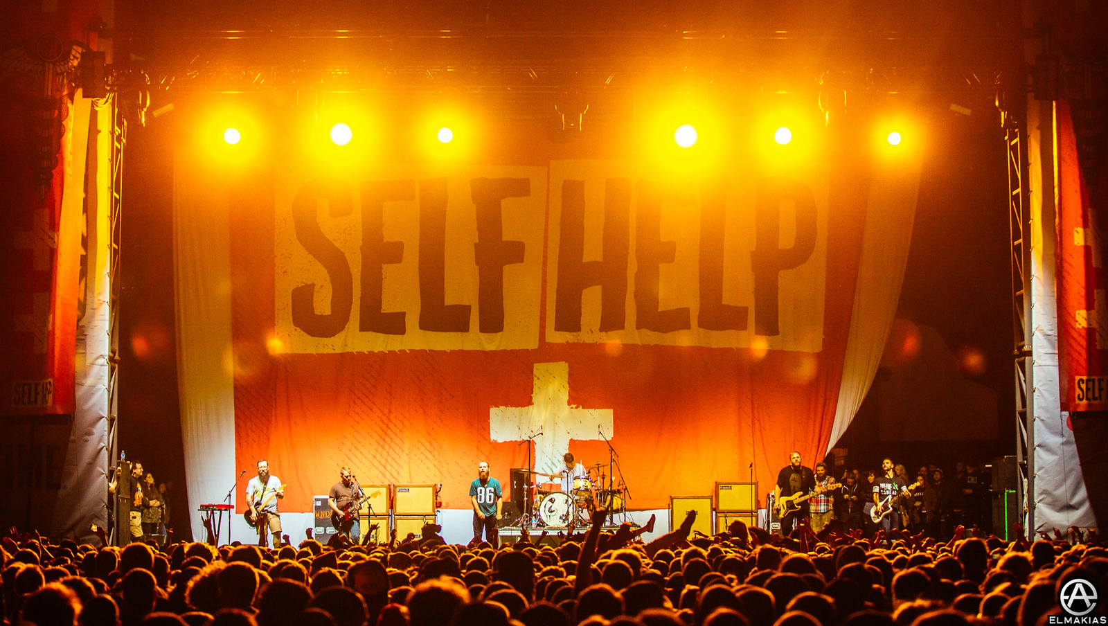 The Wonder Years at Self Help Festival