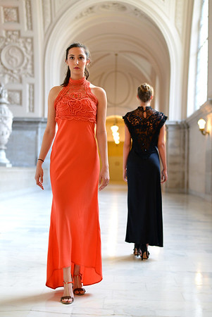 2014-05-02 Models in City Hall