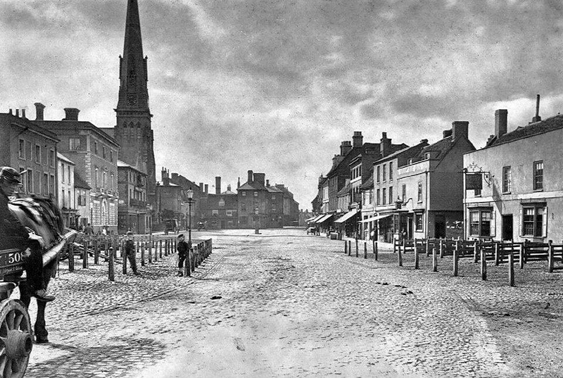 Market Hill 1901