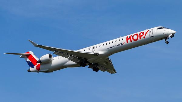 F-HMLA - Bombardier CRJ-1000