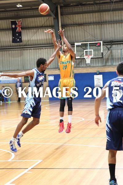 YLM 1 GF Bankstown Vs Comets 2-8-15