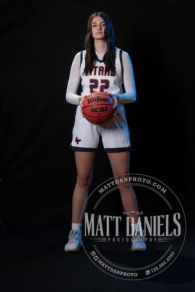 2020-21 Legend Girls Basketball
