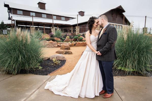 Barnett Wedding at Southwind Hills