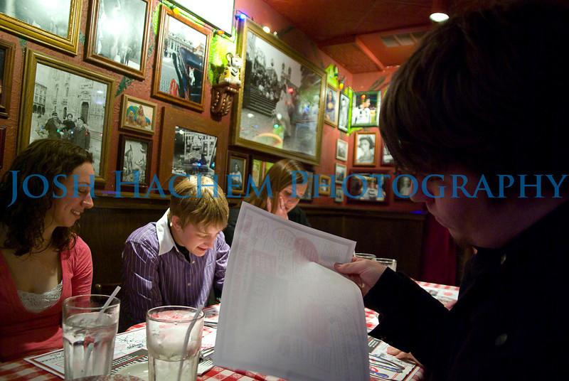 February 13, 2009  C's Birthday Dinner 076