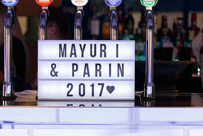 Parin & Mayuri Sangeet