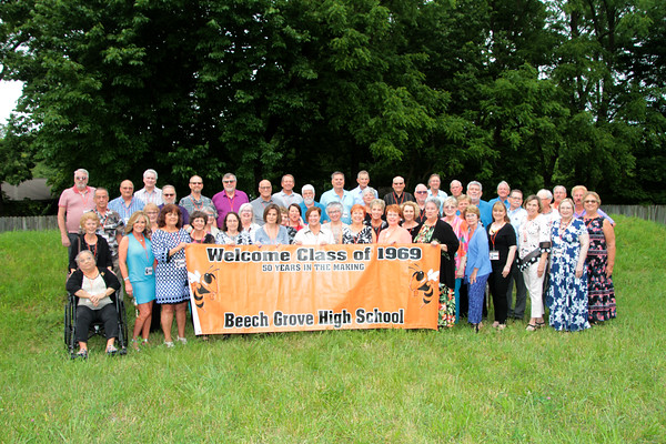 '19 Beech Grove '69 50th Reunion
