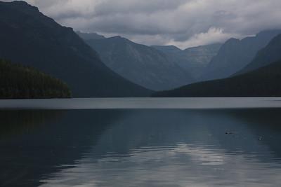 15 12 Bowman Lake Hike