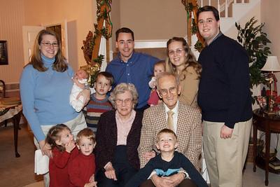 Family Visit December 2006