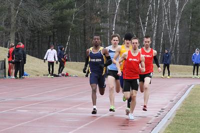 1500 Meter Men's - 2013 Northwood Outdoor T&F Invite