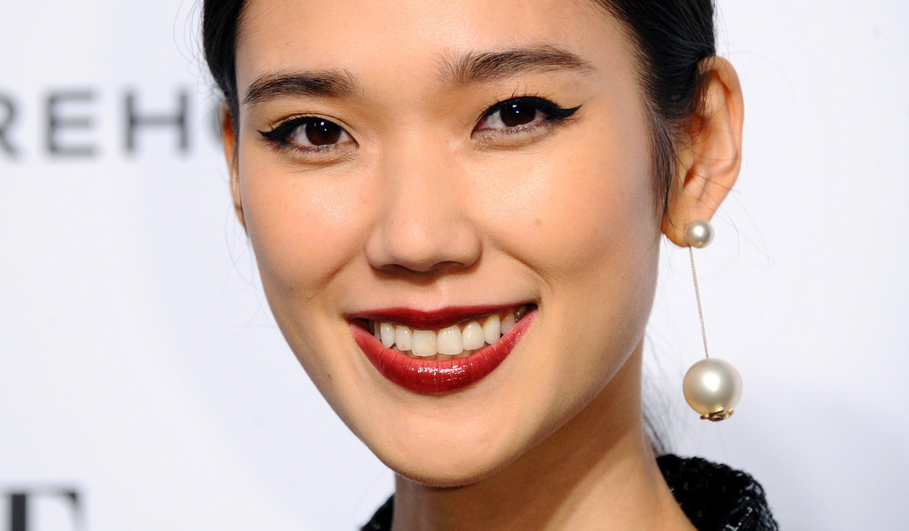 """. Japanese actress Tao Okamoto -- of \""""The Wolverine\"""" and the upcoming \""""Batman vs. Superman\"""" -- is 30. (Anthony Harvey/Getty Images)"""