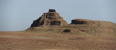 新疆克拉玛依 - 魔鬼城