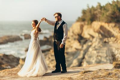 Oregon Coast Micro Wedding