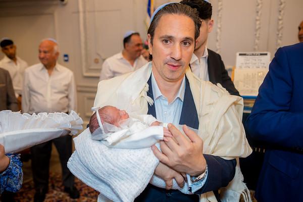 Brit Milah of Baby Suad