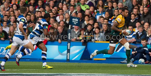 Bath Rugby vs Northampton Saints, Amlin Challenge Cup Final, Cardiff Arms Park, 23 May 2014