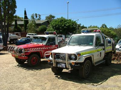 Fire & Rescue WA - Roleystone