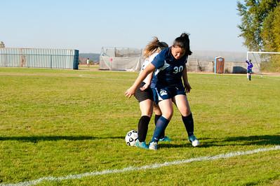Cascade girls Soccer