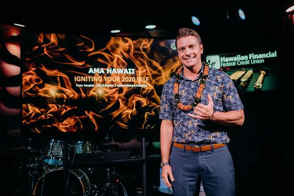 AMA Hawaii (Mastering Milestones 2020)