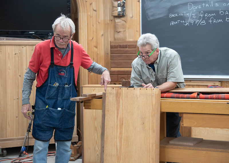 Build a Slant Front Desk with Thirteen Secret Compartments with Jeff Headley and Steve Hamilton