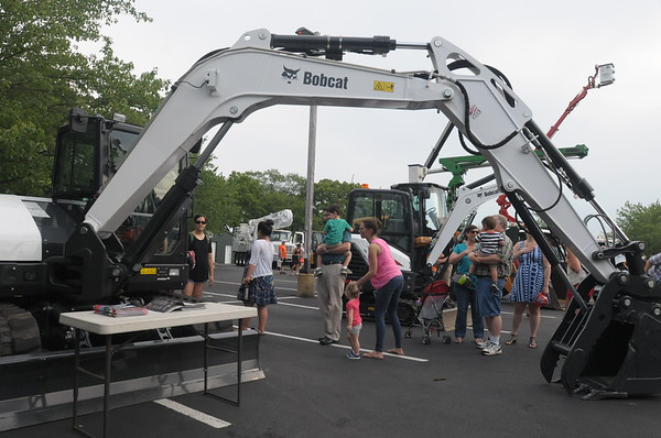 Whitpain township holds Big Rig Roundup at Wentz Run Park