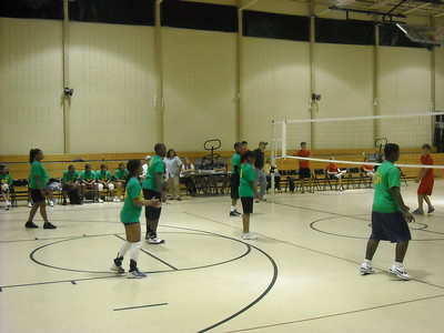 CYO Volleyball vs. St. Andrew