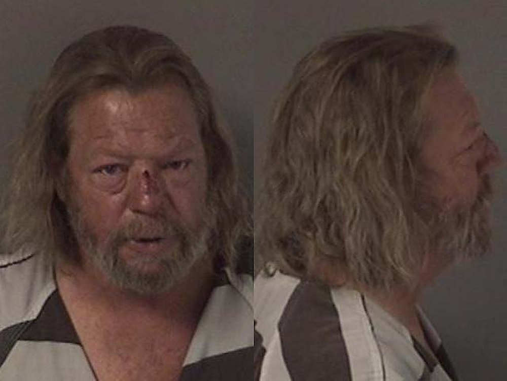 . Karl Stewart Jones was arrested Nov 7 by Glenwood Springs police on allegations of being a pedestrian on a highway while under the influence