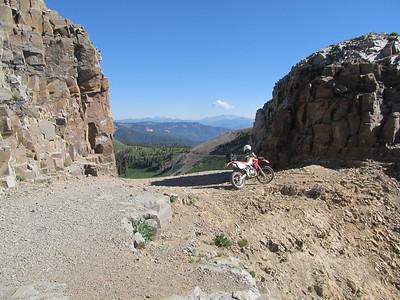 Hesperus-La Plata Mtns.-Mancos, CO DS Camp Trip  June 29-July 1, 2013