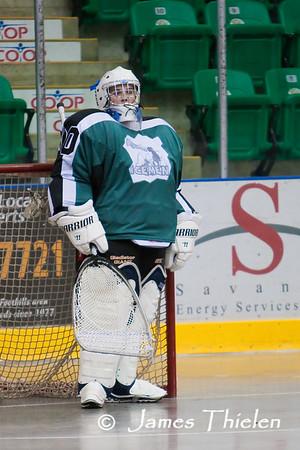 Okotoks Icemen vs Calgary Sabrecats June 05, 2010