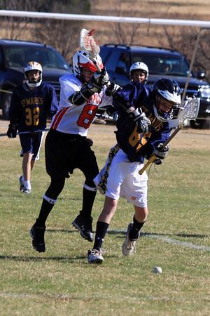 St. Marks Lacrosse (12/7/2008)
