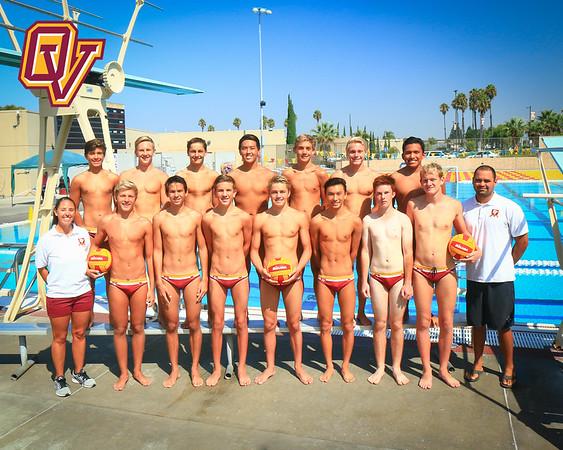 OV Boys Water Polo 2016
