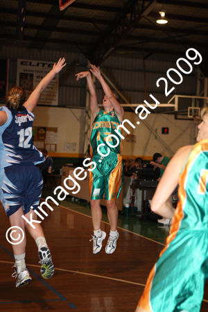 Comets Vs Bankstown 9-5-09