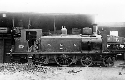 Drummond D50 (NBR Class P) & D51 (NBR Class R) 4-4-0T