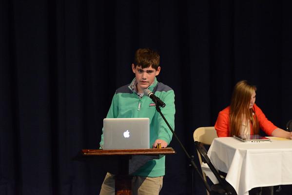 2015-01-15 9th Grade English Debates