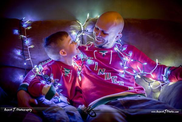 Goff Family /|\ Christmas Photos
