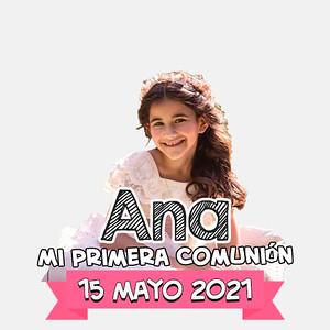 Comunion Ana