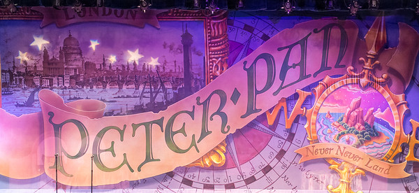 Peter Pan, Friday Night, March 18, 2016