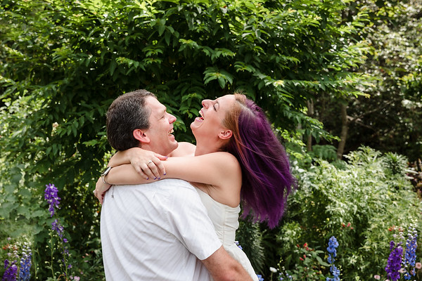 Leanne&Brendan: Mt Coot-tha Couple Session