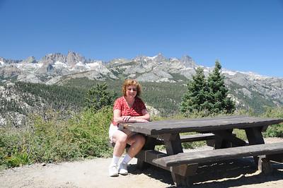 Five Day Eastern Sierra Road Trip Aug 2010