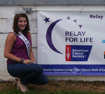 Supporting Relay for Life