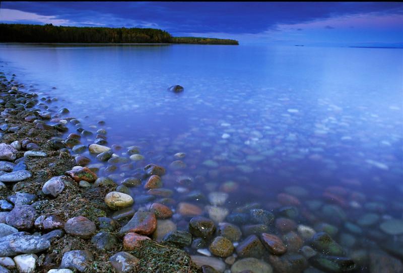 Cold Lake at the Cold River